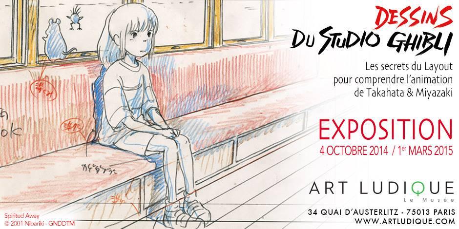 Chihiro à Paris